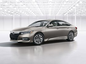 Ver foto 1 de Honda Accord Hybrid USA 2017