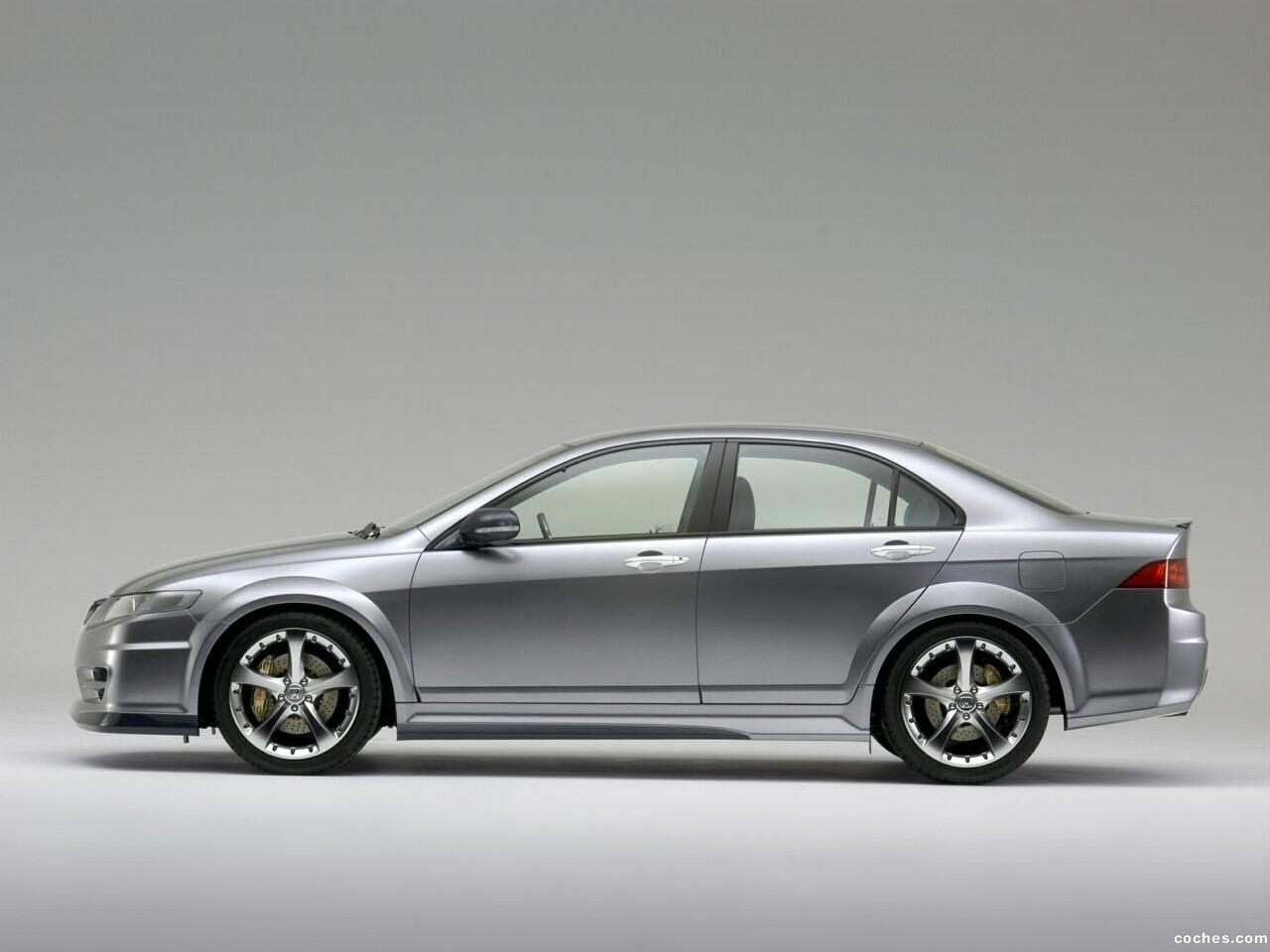 Foto 0 de Honda Accord Mustec Concept 2003
