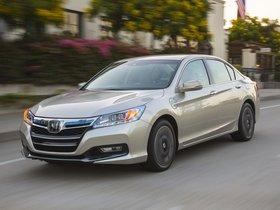 Ver foto 19 de Honda Accord PHEV 2013