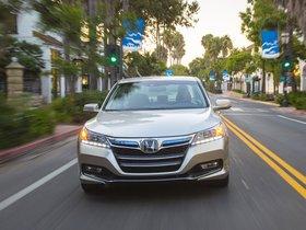 Ver foto 18 de Honda Accord PHEV 2013