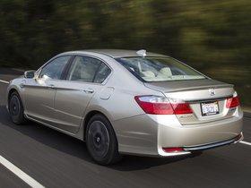 Ver foto 17 de Honda Accord PHEV 2013