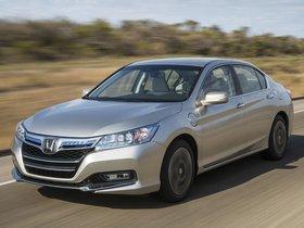 Ver foto 16 de Honda Accord PHEV 2013