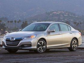 Ver foto 15 de Honda Accord PHEV 2013
