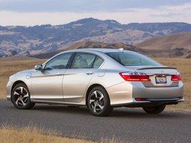 Ver foto 12 de Honda Accord PHEV 2013