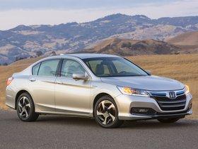 Ver foto 10 de Honda Accord PHEV 2013
