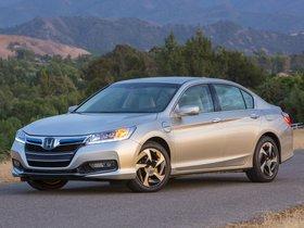 Ver foto 8 de Honda Accord PHEV 2013