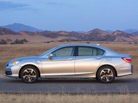 Ver foto 7 de Honda Accord PHEV 2013