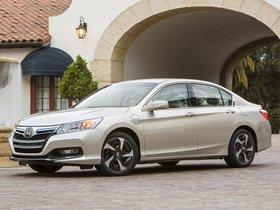 Ver foto 6 de Honda Accord PHEV 2013