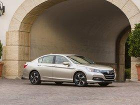 Ver foto 3 de Honda Accord PHEV 2013