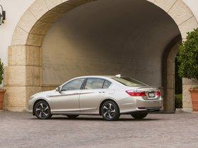Ver foto 2 de Honda Accord PHEV 2013