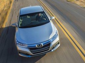 Ver foto 24 de Honda Accord PHEV 2013