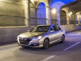 Ver foto 21 de Honda Accord PHEV 2013