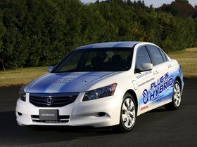 Ver foto 2 de Honda Accord PHEV Prototype USA 2010