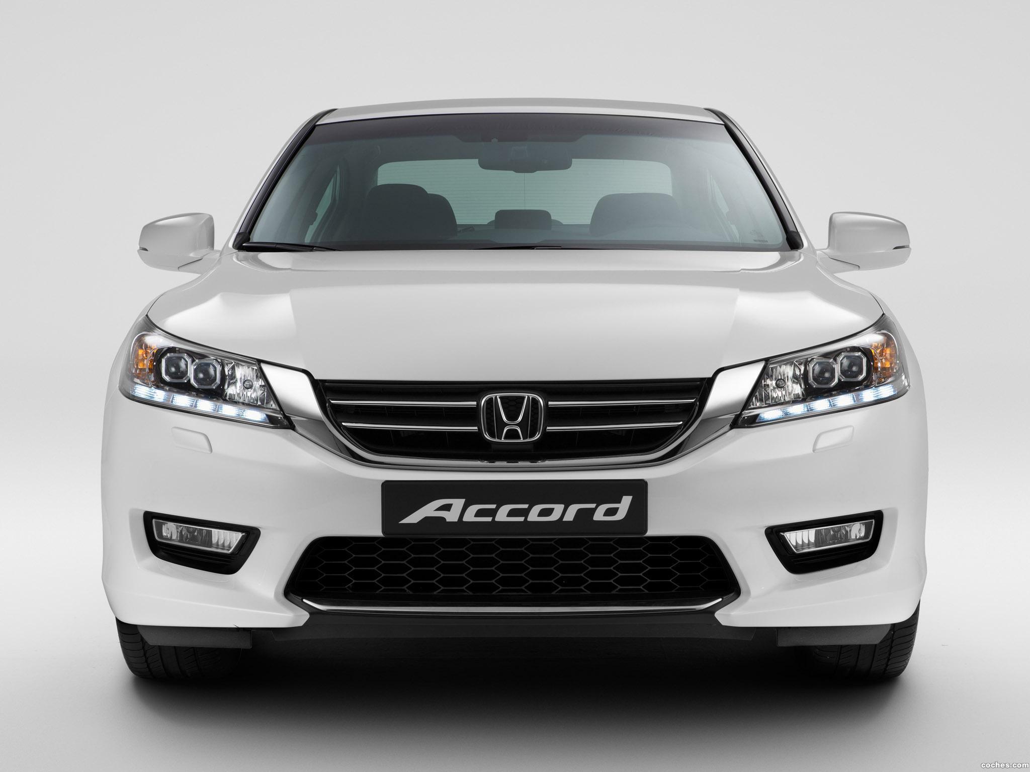 Foto 3 de Honda Accord Sedan 2013