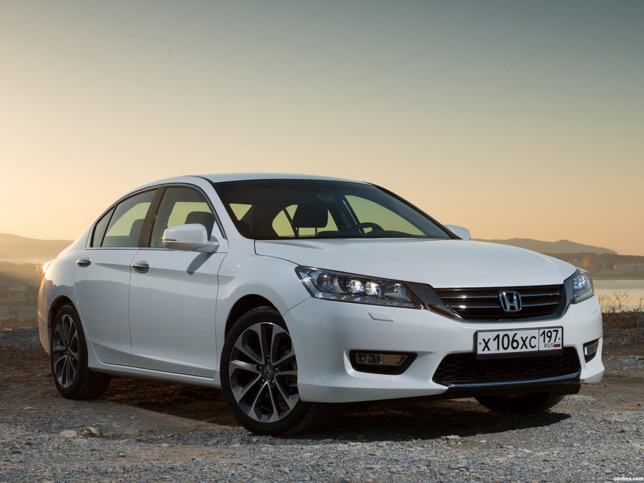 Foto 22 de Honda Accord Sedan 2013