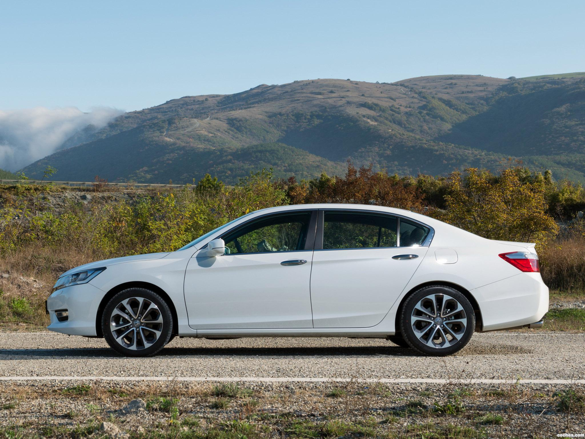 Foto 20 de Honda Accord Sedan 2013