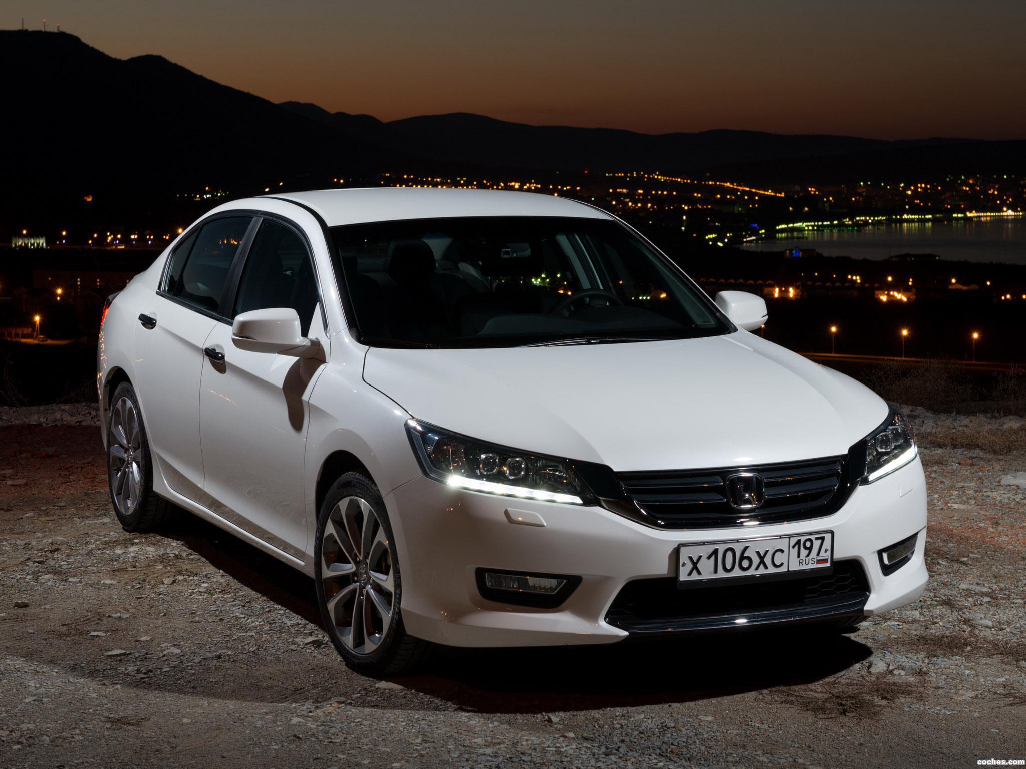 Foto 18 de Honda Accord Sedan 2013
