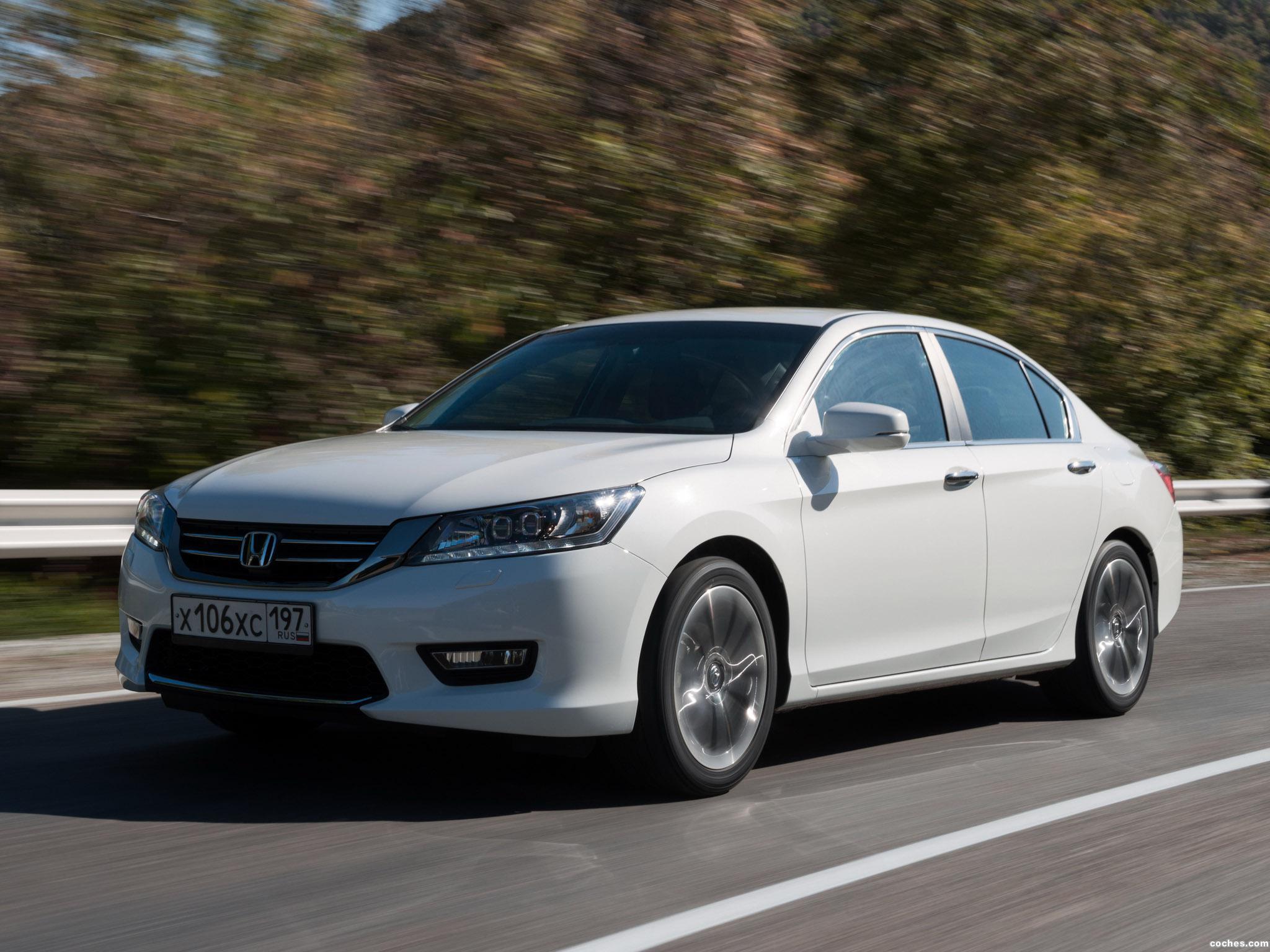 Foto 14 de Honda Accord Sedan 2013