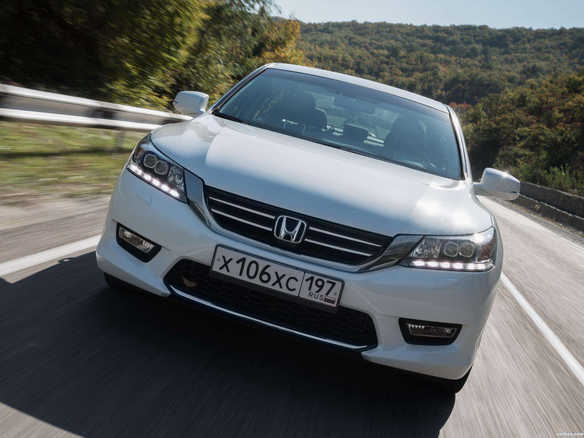 Foto 13 de Honda Accord Sedan 2013