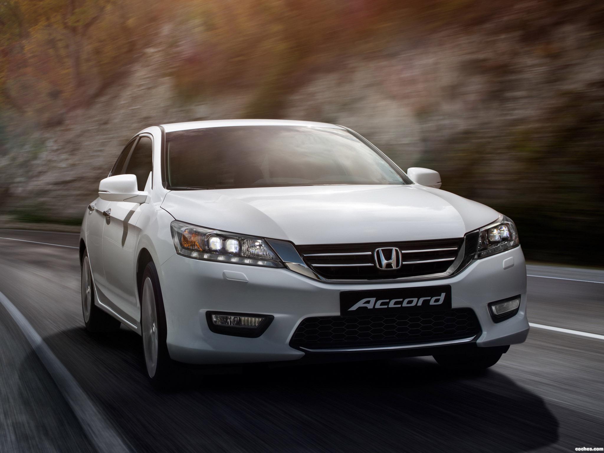 Foto 10 de Honda Accord Sedan 2013