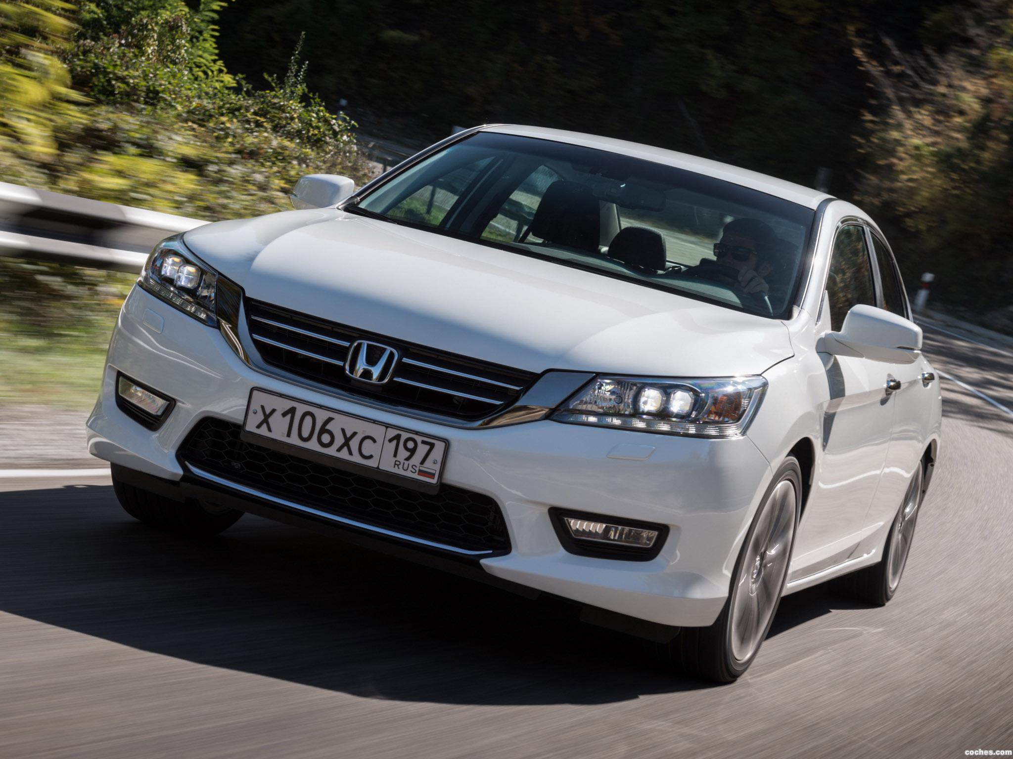 Foto 8 de Honda Accord Sedan 2013