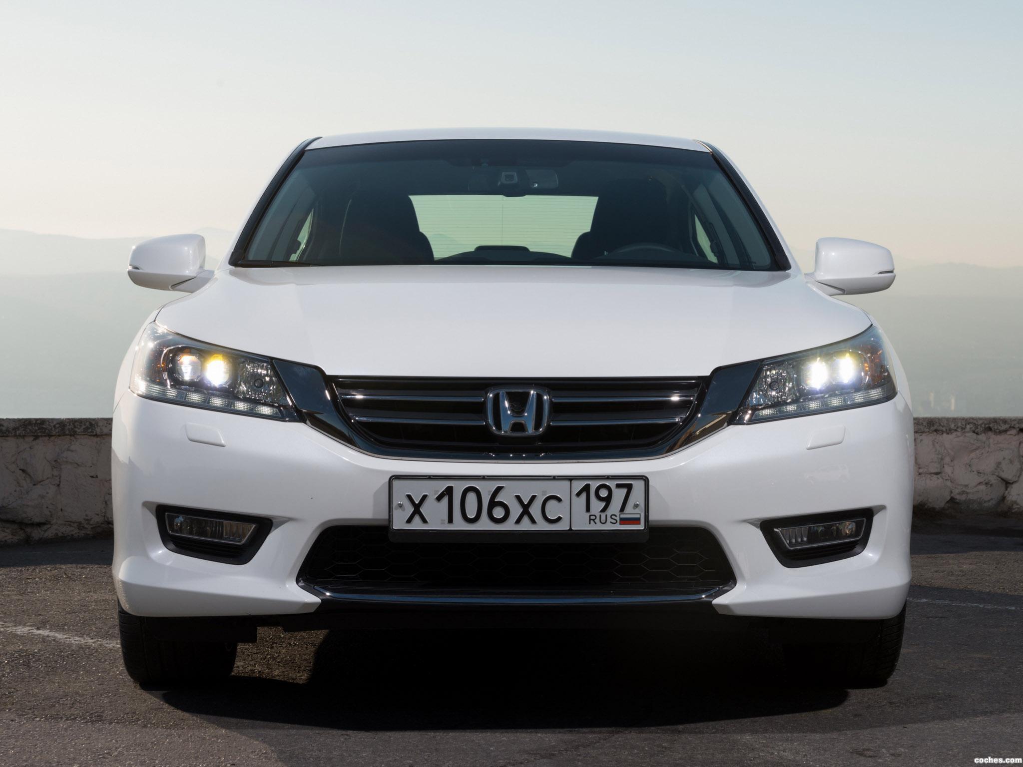 Foto 5 de Honda Accord Sedan 2013
