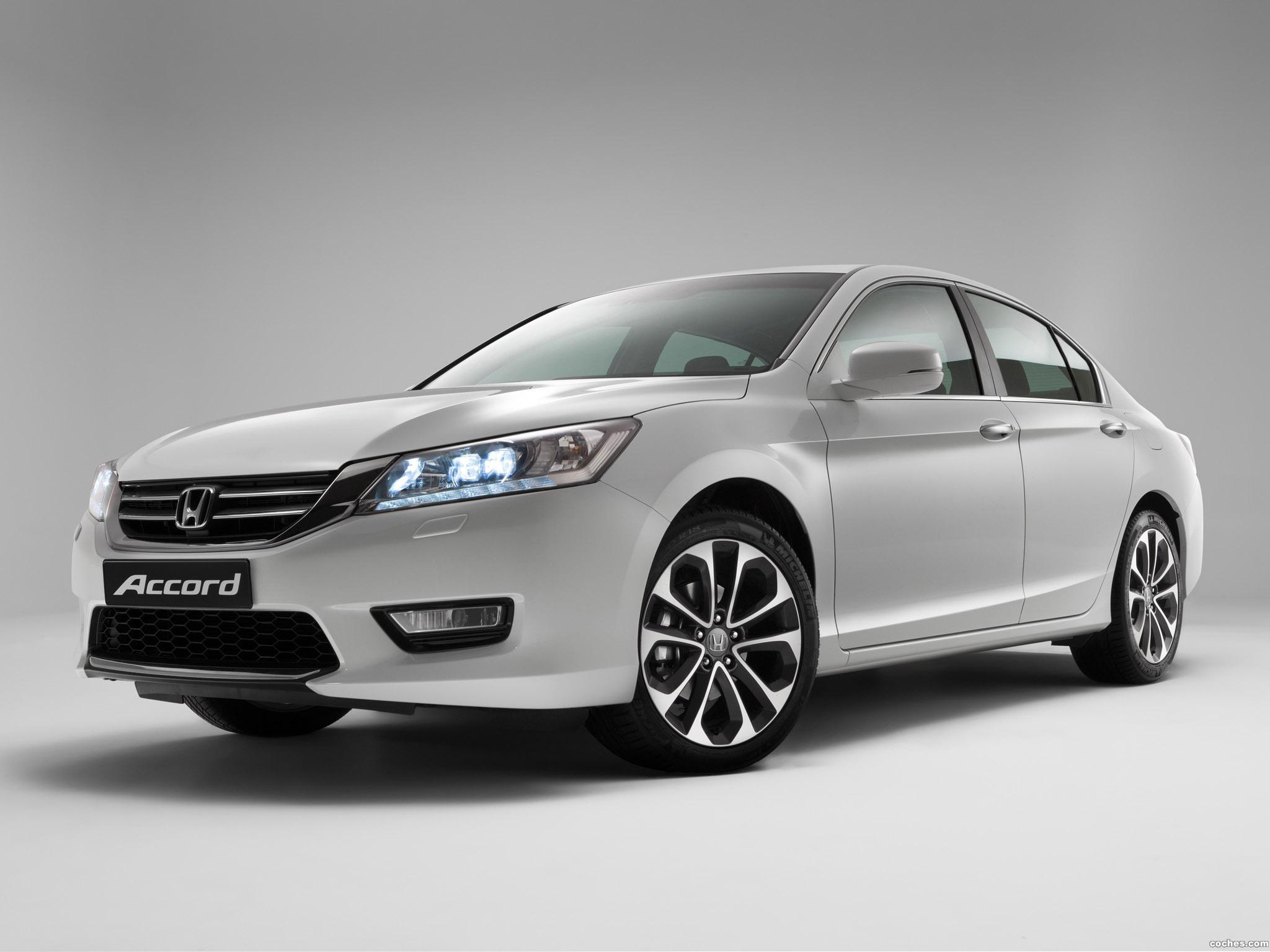 Foto 0 de Honda Accord Sedan 2013