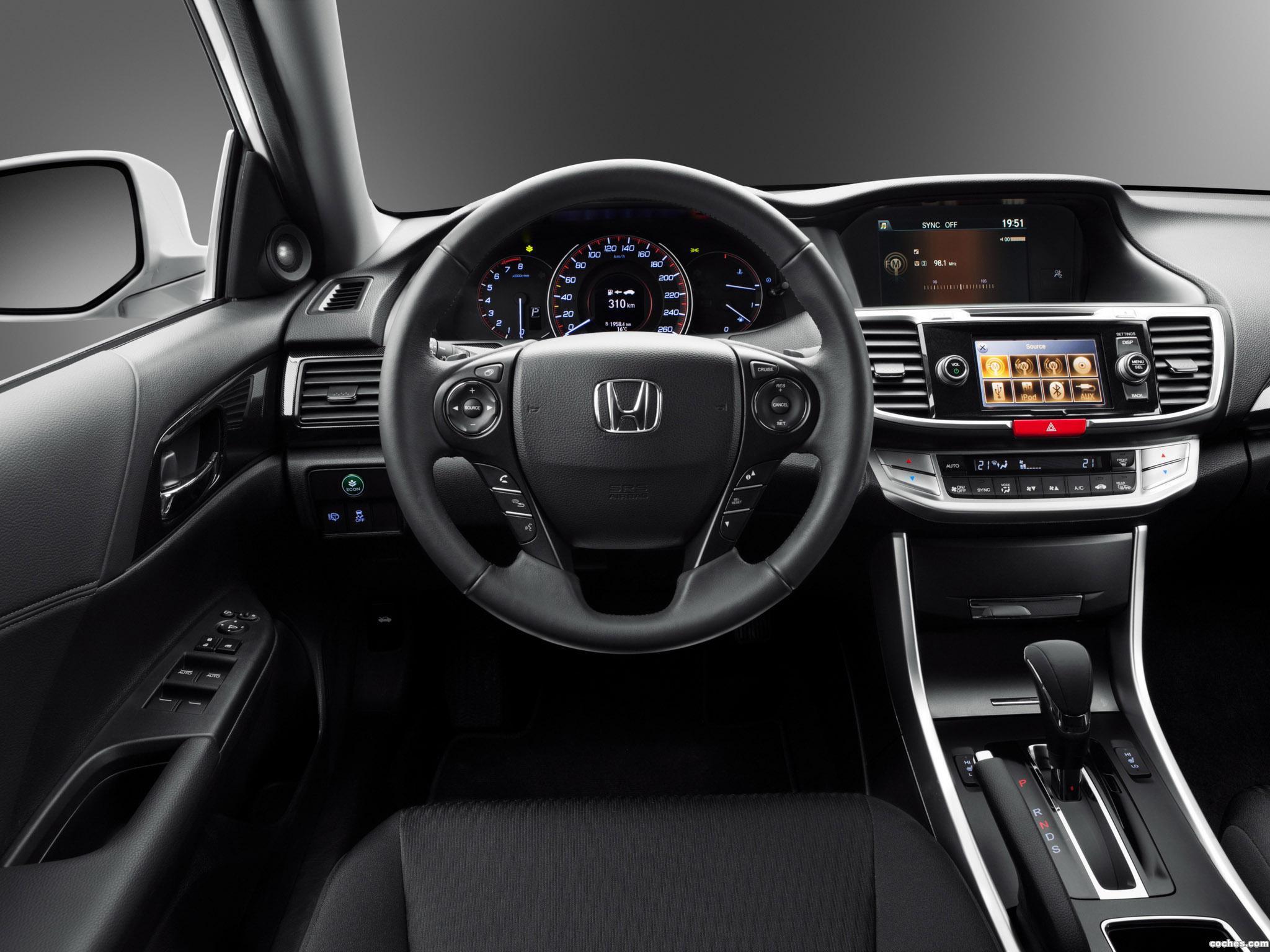 Foto 29 de Honda Accord Sedan 2013