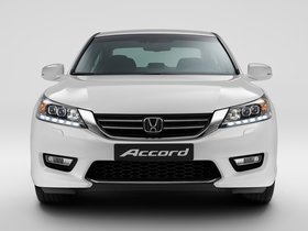 Ver foto 4 de Honda Accord Sedan 2013