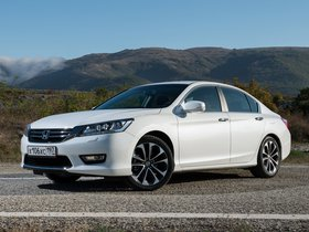 Ver foto 22 de Honda Accord Sedan 2013