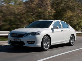 Ver foto 15 de Honda Accord Sedan 2013