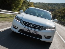 Ver foto 14 de Honda Accord Sedan 2013
