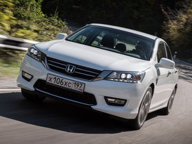 Ver foto 9 de Honda Accord Sedan 2013