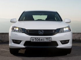 Ver foto 6 de Honda Accord Sedan 2013