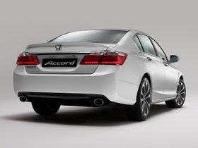 Ver foto 2 de Honda Accord Sedan 2013