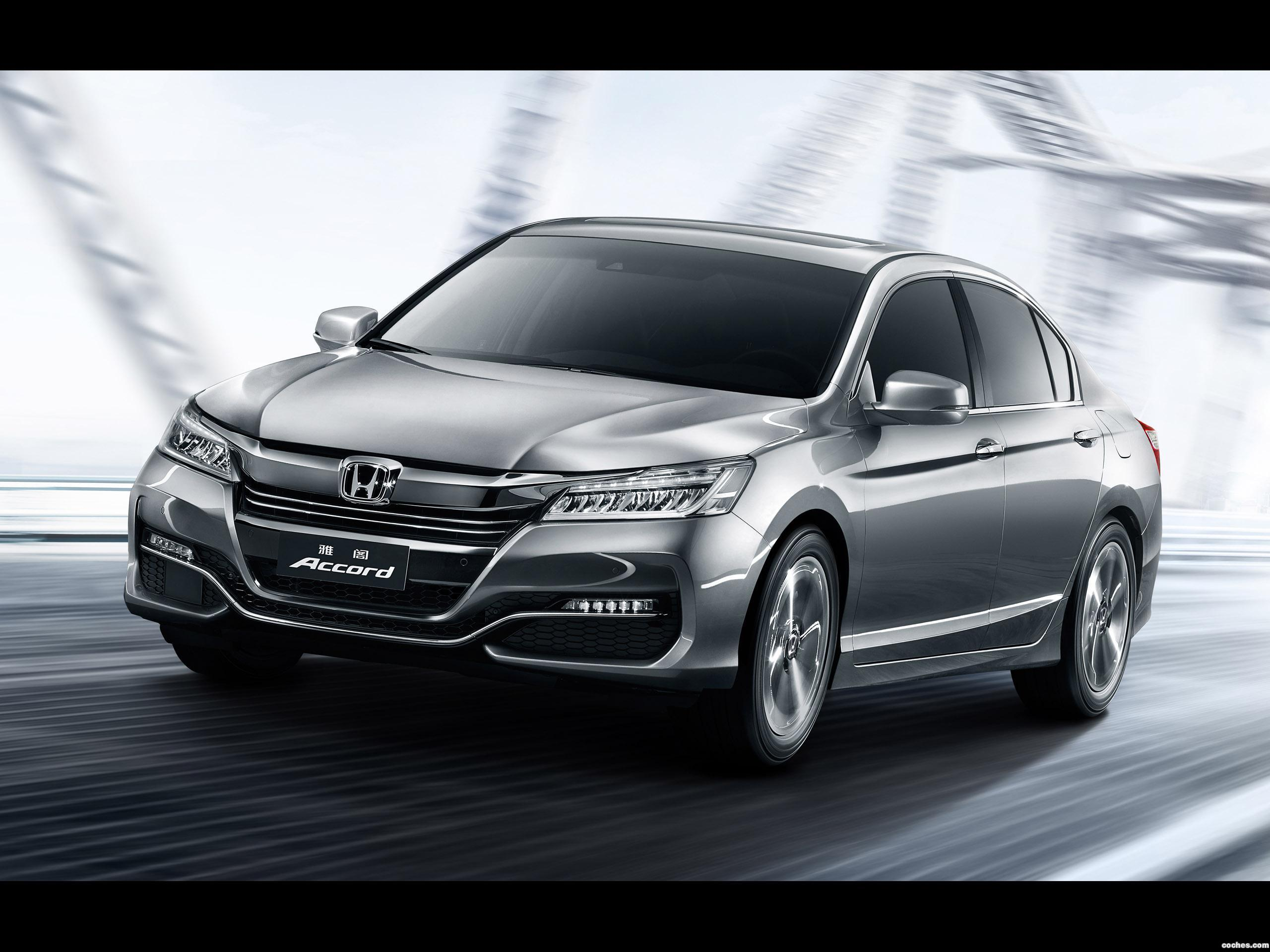 Foto 0 de Honda Accord Sedan China 2016