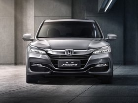 Ver foto 4 de Honda Accord Sedan China 2016