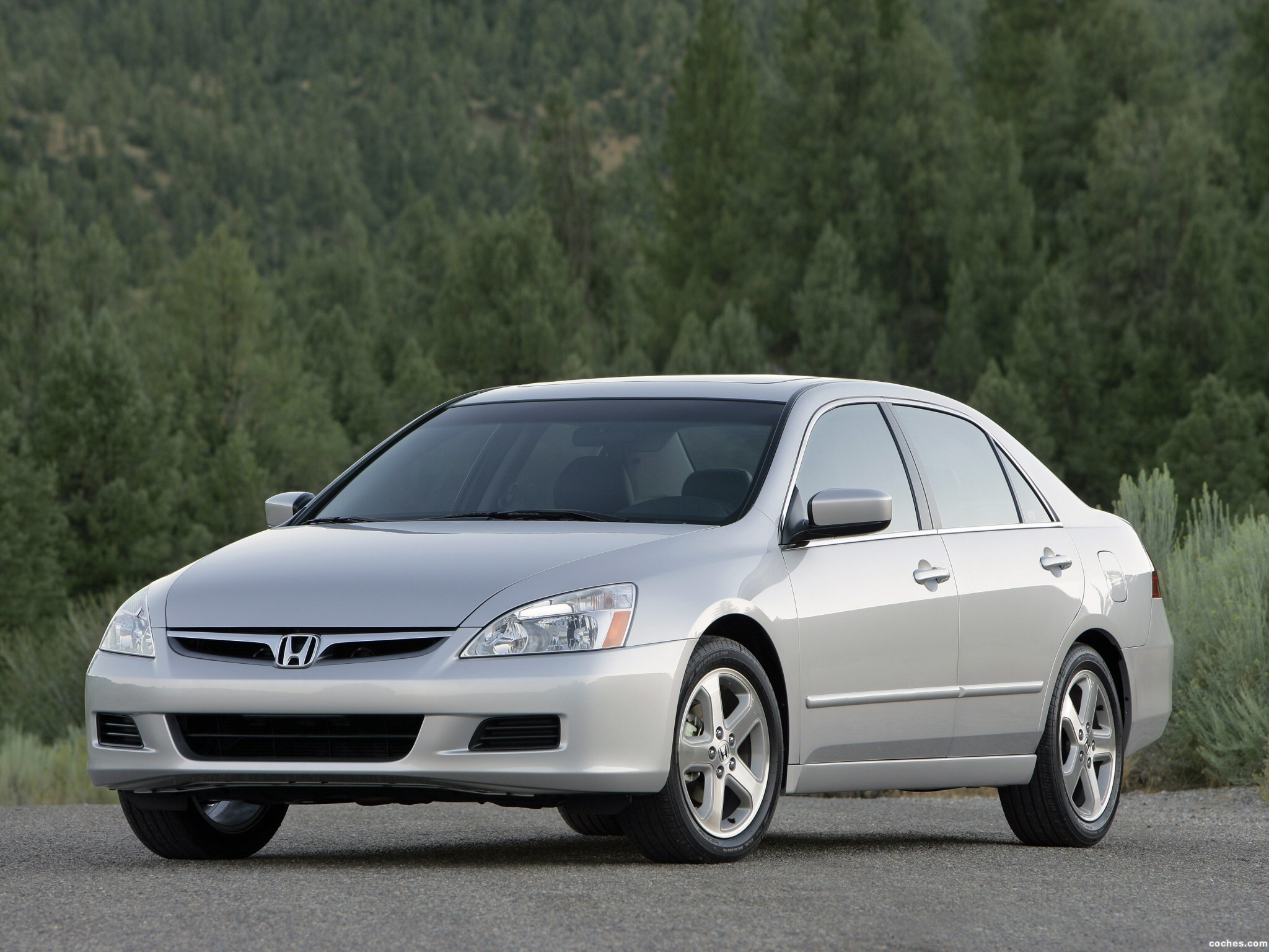 Foto 0 de Honda Accord Sedan USA 2007
