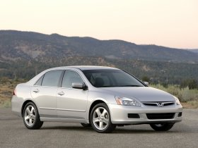 Ver foto 2 de Honda Accord Sedan USA 2007
