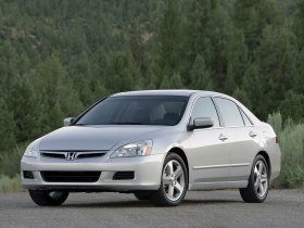 Fotos de Honda Accord Sedan USA 2007