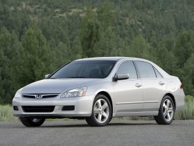 Ver foto 10 de Honda Accord Sedan USA 2007