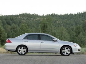 Ver foto 8 de Honda Accord Sedan USA 2007