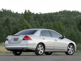 Ver foto 7 de Honda Accord Sedan USA 2007