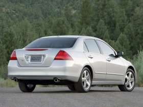 Ver foto 6 de Honda Accord Sedan USA 2007