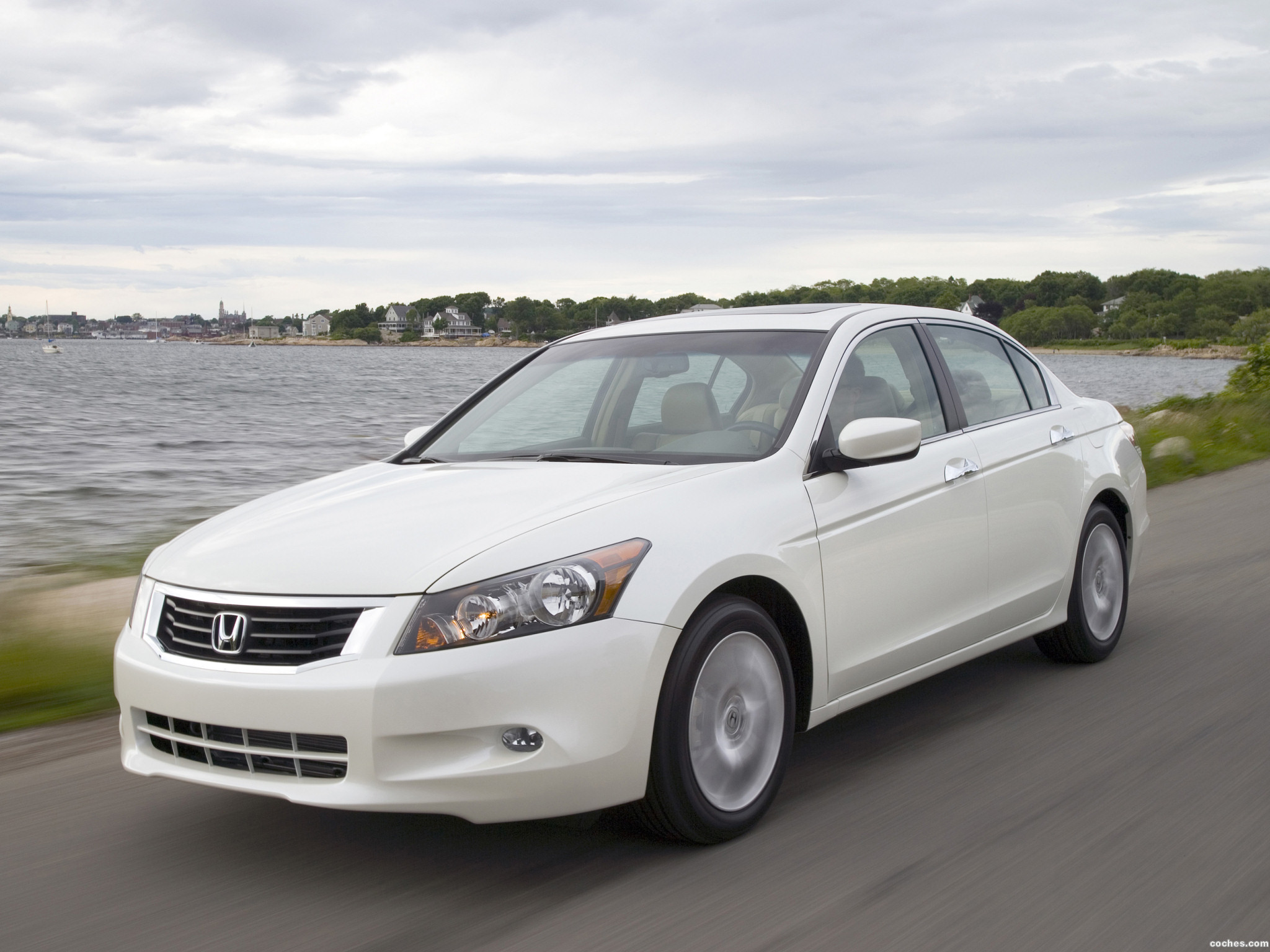 Foto 8 de Honda Accord Sedan USA 2008