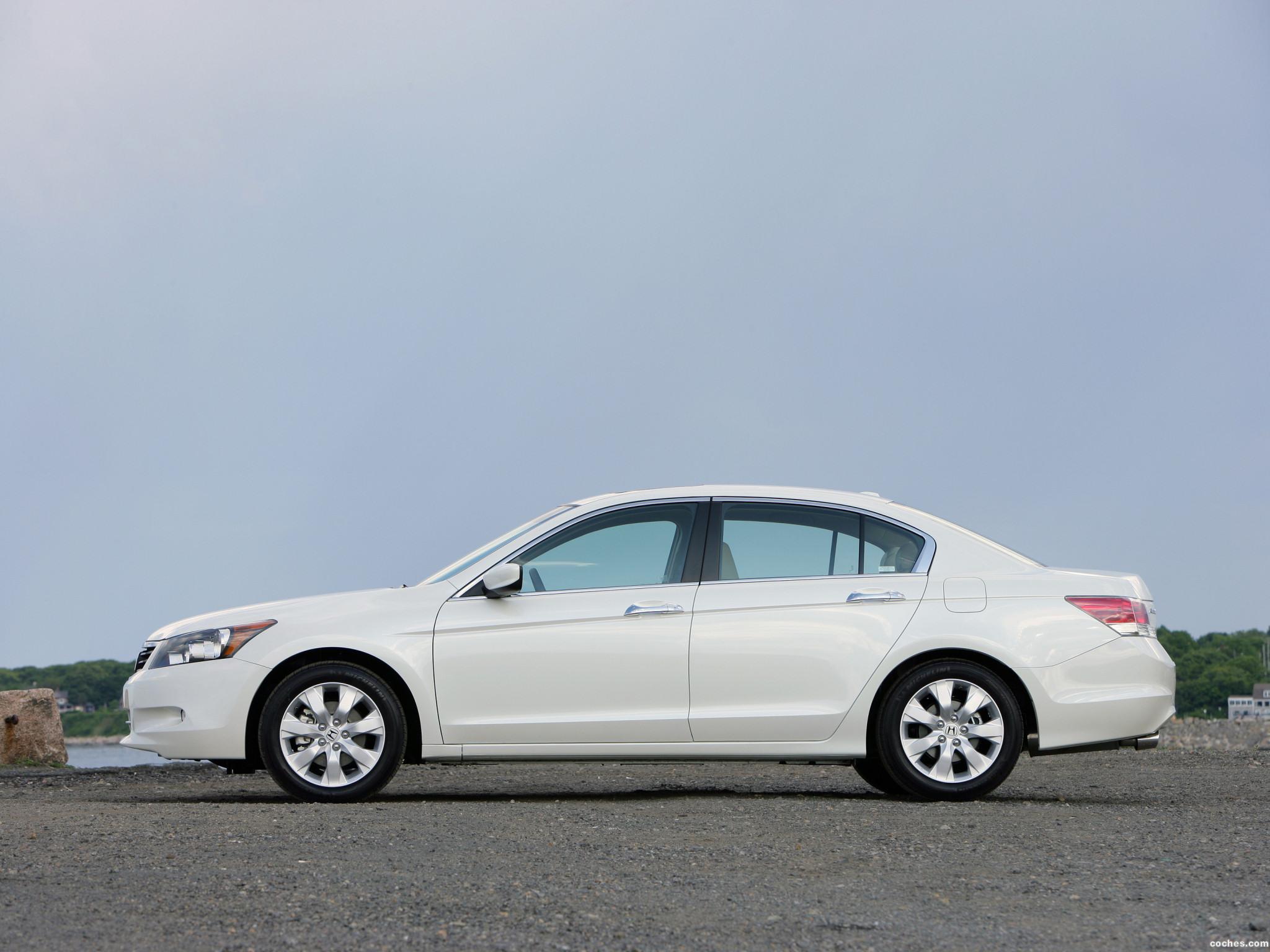 Foto 22 de Honda Accord Sedan USA 2008