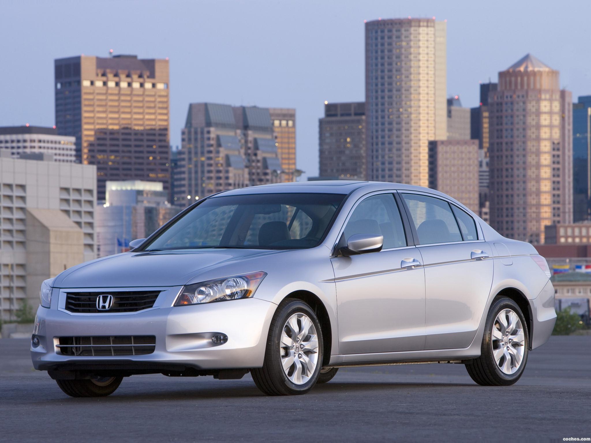 Foto 4 de Honda Accord Sedan USA 2008