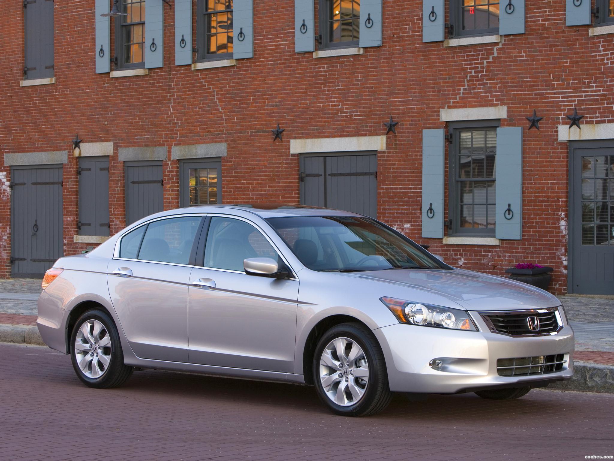 Foto 3 de Honda Accord Sedan USA 2008