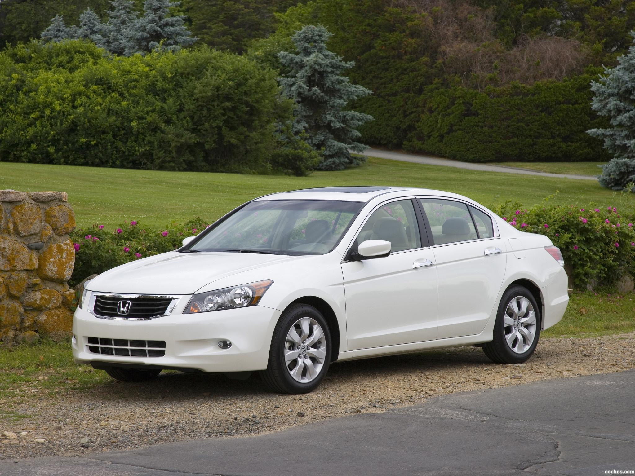 Foto 0 de Honda Accord Sedan USA 2008