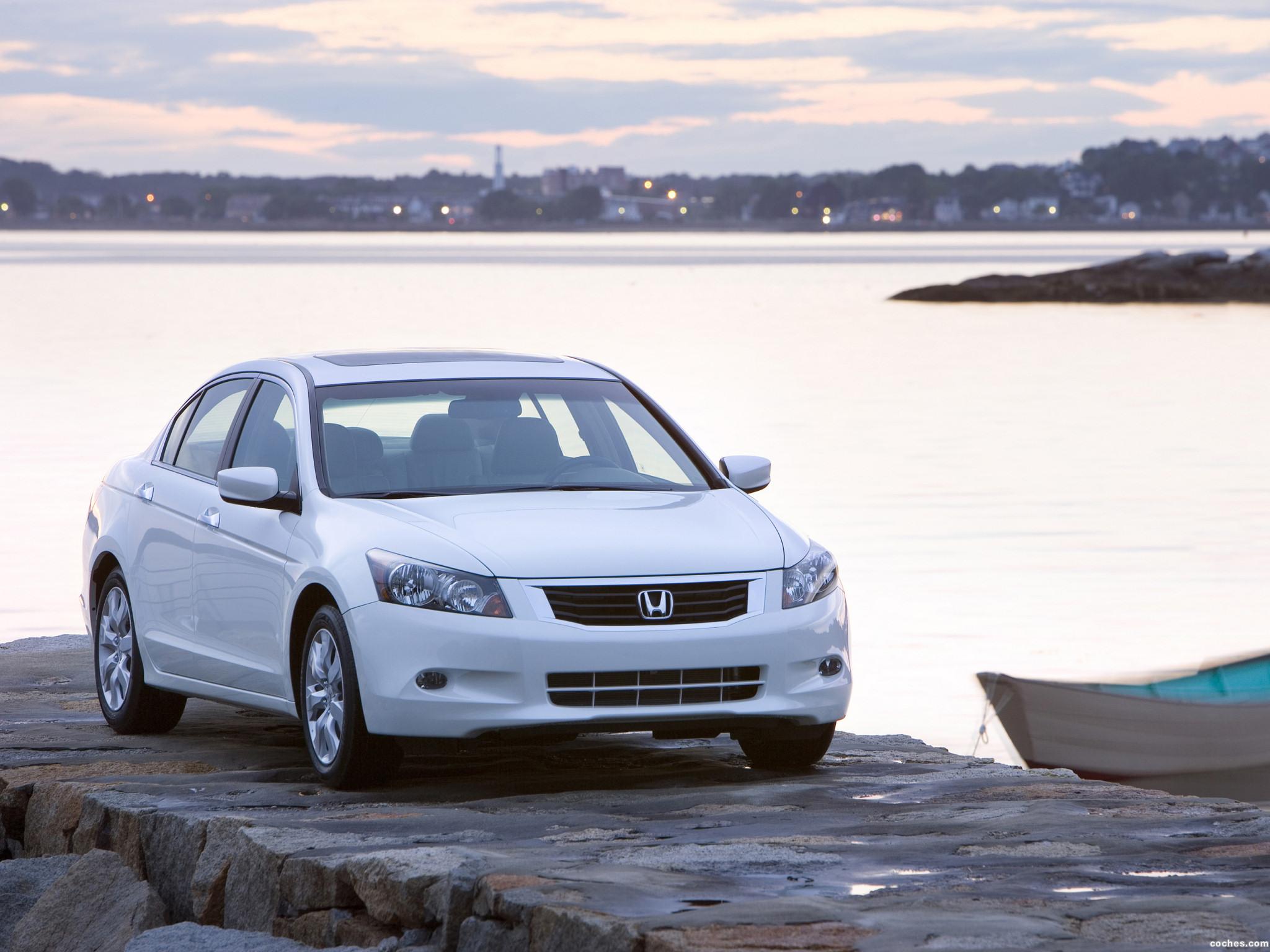 Foto 15 de Honda Accord Sedan USA 2008